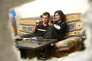 amateur turkish wife with russian fellow whilst