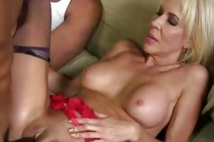 older blond and dark cocks in her hawt holes