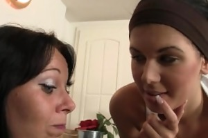nasty girl rides her bfs daddy wang