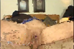 hot mother i receives messy and wild on his new