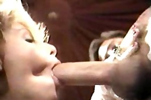 strange vintage porn featuring milfs and a guy