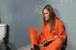 prison d like to fuck hiding things in her muff