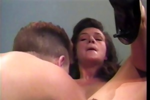 boss gets drilled up hard