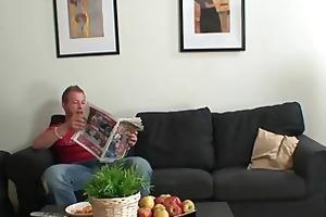 lewd guy bangs his girls old mama