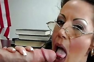 sexy mother i anjelica lauren takes in a large
