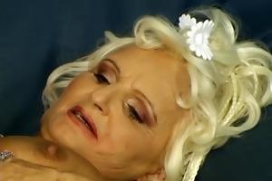 tony danza lookalike shows granny whos the boss -