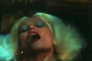 classic porn called golden-haired fire