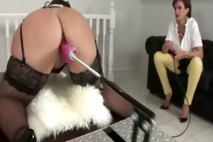 fat mother i takes on sex-toy