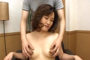 sexy older oriental woman is astounding for part1