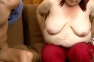 beefy cocks in old mommys