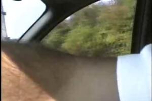 flashing trucker