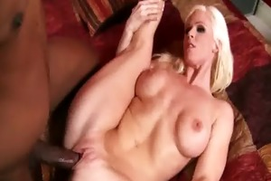 white mother i riding a black dong 17