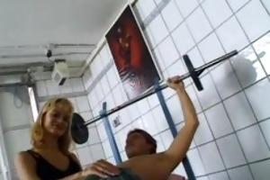 alexandra ross fitness party
