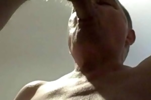 mature daddies engulf dicks much more excellent
