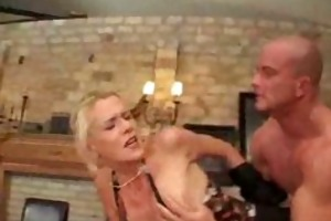 thin mother i fucked into ass on table