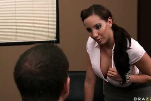 boning my secretary