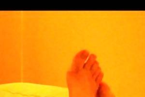 my wifes feet 1
