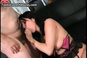 after mucnhing his cock this awesome part6