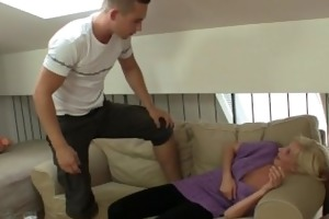 he is caught his gf with his old mama and daddy