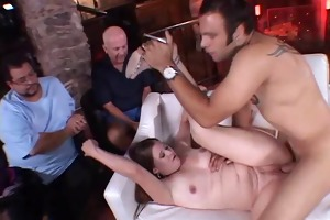 big beautiful woman wife doggy drilled during the
