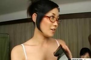 outlandish mother i japan doctor undresses for