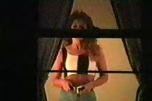 wife thru the side window