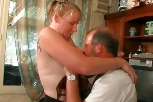 older pair fuck all over the abode part6