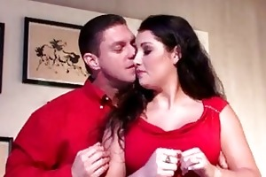 enormous chested d like to fuck brunettes sharin