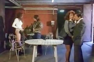 fabulous retro euro foursome