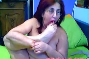 greek granny cam - jizzycams.com