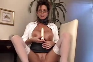 mother i rachel t live without her sex-toy