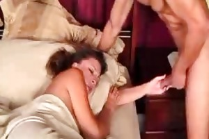 sleeping mamma mature older porn granny old