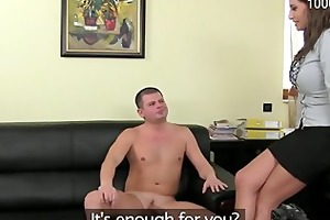 busty housewife punished