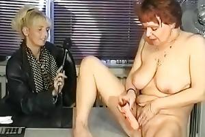 german interviewer helps mother i masturbate
