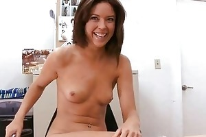 older chick gives wild orall-service sex