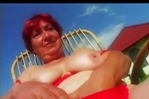 chubby granny engulfing recent dick