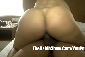 brazilian thick nifty butt group-fucked by local
